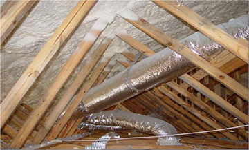 Combine Attic Insulation Upgrades Air Sealing For Reduced Home Energy Bills